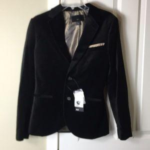 "H & M ""slim fit"" Black Blazer Jacket"